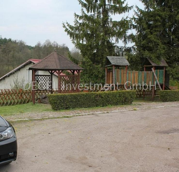 Bild 3: 2900 m² Grundstück mit Rohbau in P?ytnica Polen, Woiwodschaft Großpolen