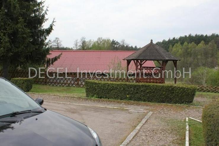 Bild 4: 2900 m² Grundstück mit Rohbau in P?ytnica Polen, Woiwodschaft Großpolen
