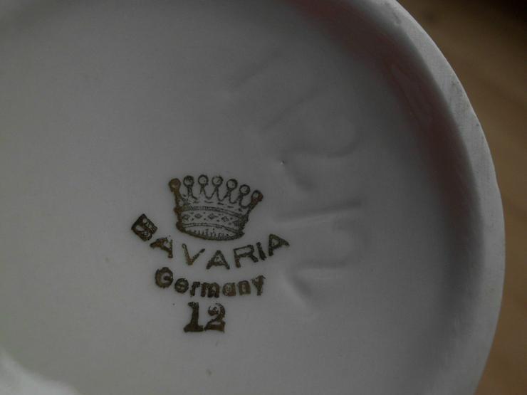 Bild 3: interessante Vase von Bavaria