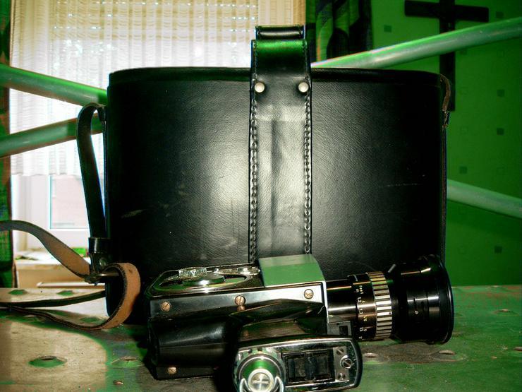 Bild 2: Super 8-Film-Kamera
