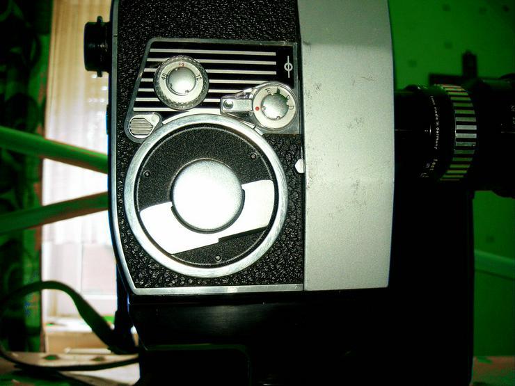 Bild 3: Super 8-Film-Kamera
