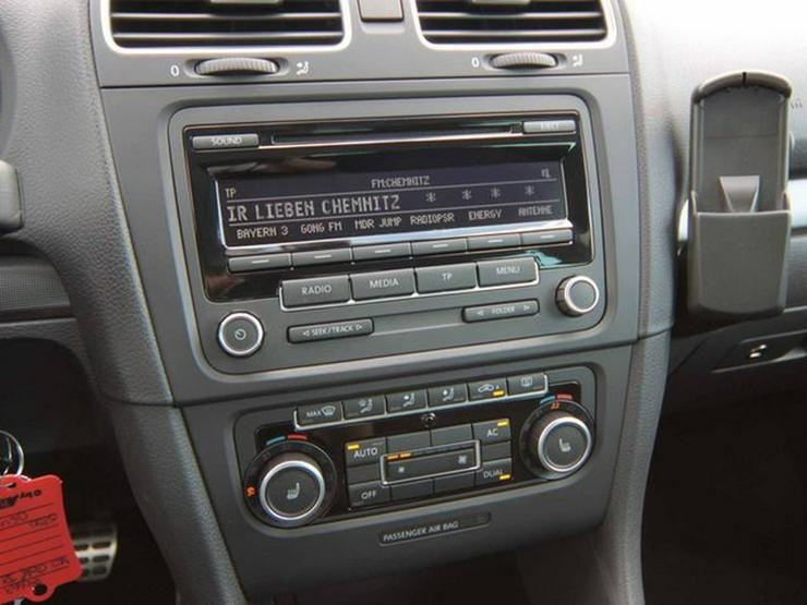 Bild 8: VW Golf VI 1.6 TDI Var. Style 4Motion Businesspaket