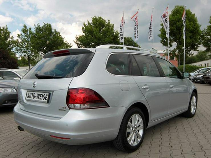 Bild 13: VW Golf VI 1.6 TDI Var. Style 4Motion Businesspaket