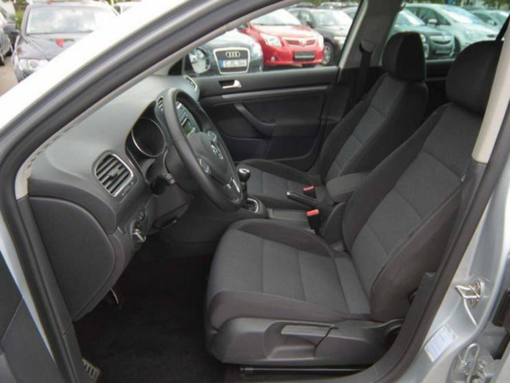 Bild 6: VW Golf VI 1.6 TDI Var. Style 4Motion Businesspaket