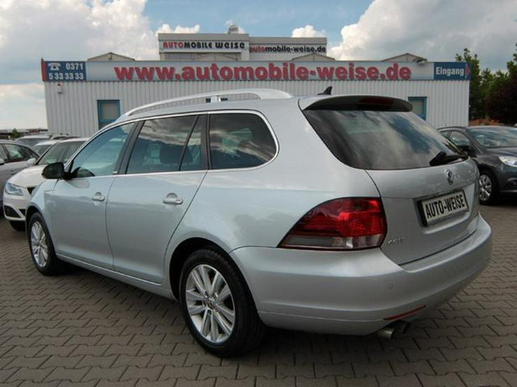 Bild 4: VW Golf VI 1.6 TDI Var. Style 4Motion Businesspaket