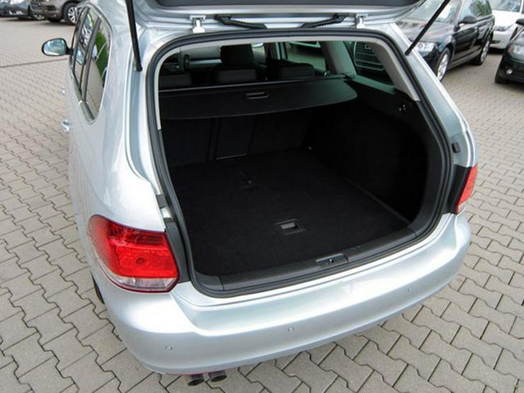 Bild 14: VW Golf VI 1.6 TDI Var. Style 4Motion Businesspaket
