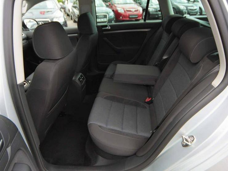 Bild 7: VW Golf VI 1.6 TDI Var. Style 4Motion Businesspaket