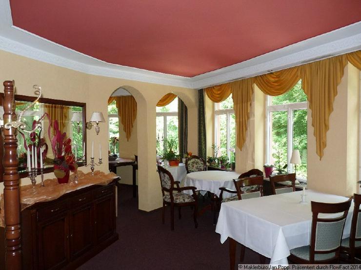 Bild 4: Gaststätte mit Fremdenzimmer und kleiner Betreiberwohnung