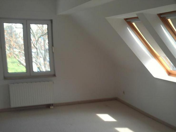 Bild 6: 2 - Raumwohnung mit Balkon im Dachgeschoss!