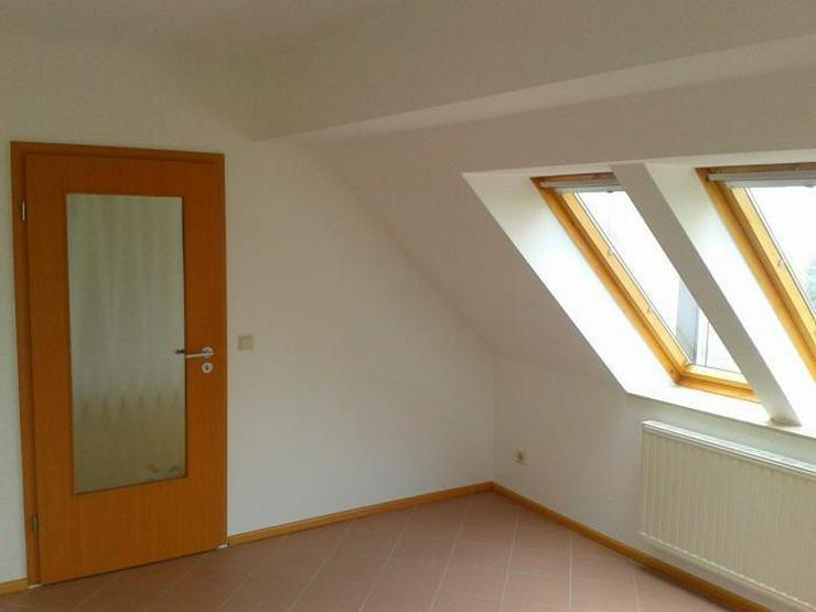 Bild 3: 2 - Raumwohnung mit Balkon im Dachgeschoss!