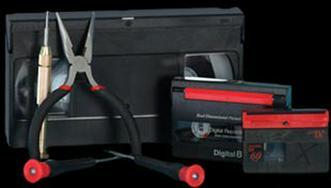 Reparatur Videokassetten Pauschalpreis - PC & Multimedia - Bild 1
