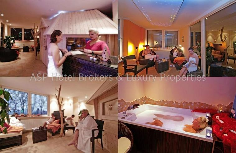 Bild 4: Erfolgreiches Tagungs- und Ferien-Hotel nördlich von Hannover mit rund 75 Zimmern zu kauf...