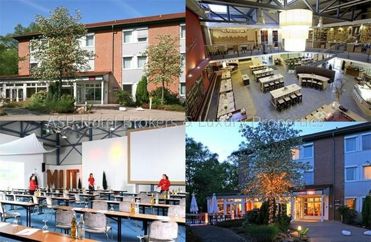 Erfolgreiches Tagungs- und Ferien-Hotel nördlich von Hannover mit rund 75 Zimmern zu kauf... - Gewerbeimmobilie kaufen - Bild 1