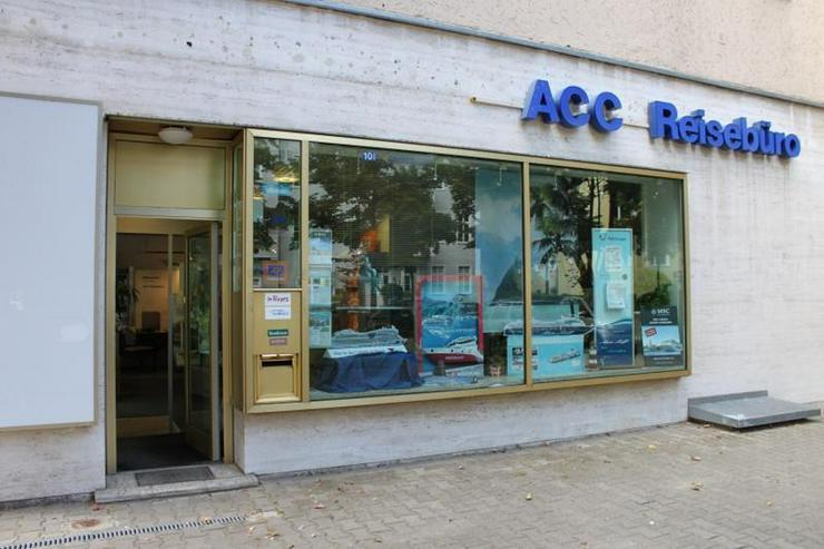 Attraktive Laden, Büro oder Arztpraxis in guter, stark frequentierter Einkaufsmeile