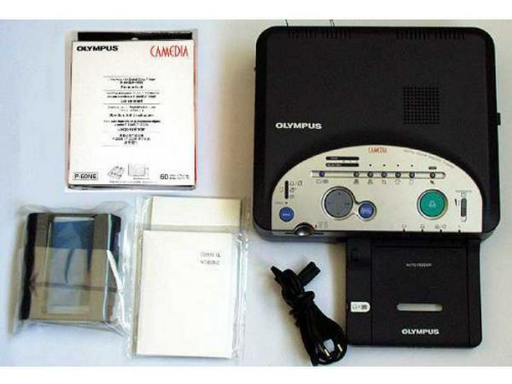 Olympus Digitaler Farbdrucker P-330 + P-60NE