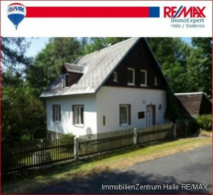 Ferienhaus im Grünen mit vielen Möglichkeiten - Haus kaufen - Bild 1