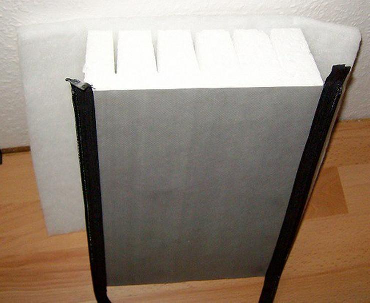 Bild 2: Kombispeicher 500 L 3 WT + Hartschaumisolierung