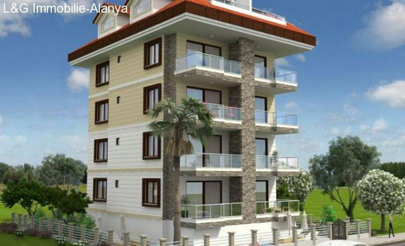 Alanya Ferienwohnung in der Türkei mit Meer- und Bergblick - Wohnung kaufen - Bild 1