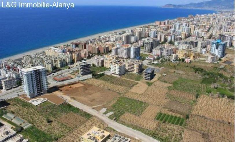 Bild 3: Alanya Ferienwohnung in der Türkei mit Meer- und Bergblick
