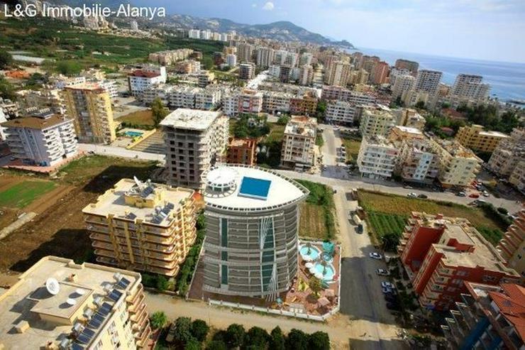 Bild 2: Schöne Ferienwohnungen in einer neuen Residence Anlage in Alanya - Mahmutlar.
