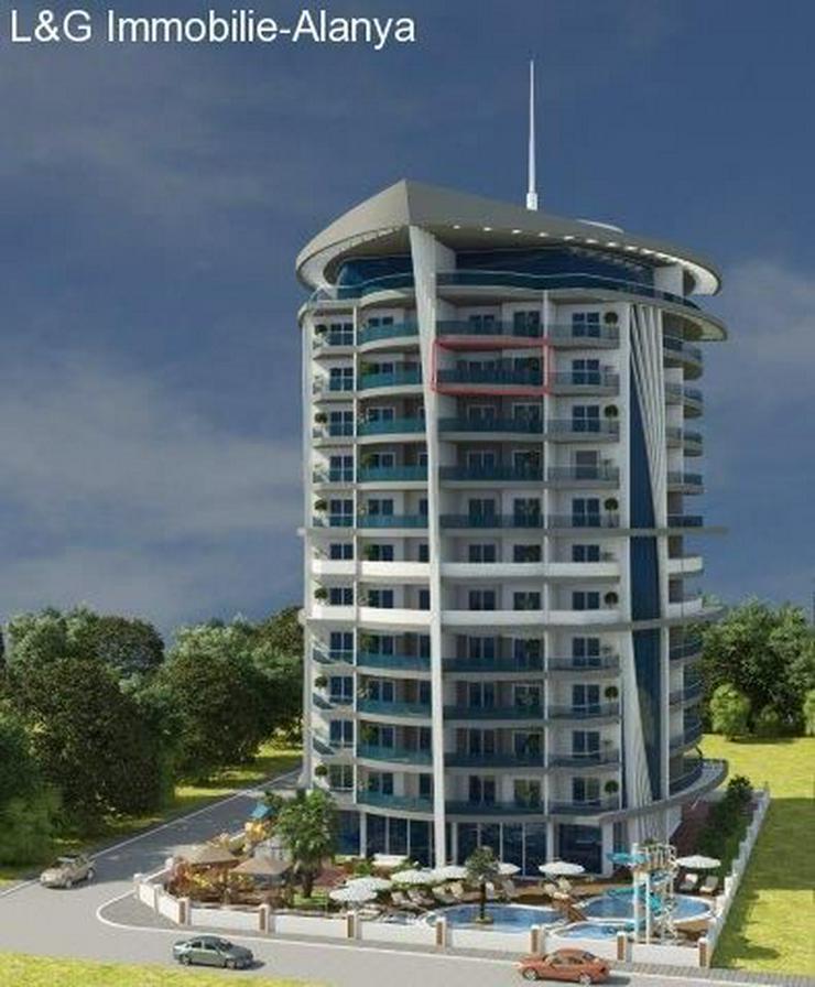 Bild 3: Schöne Ferienwohnungen in einer neuen Residence Anlage in Alanya - Mahmutlar.