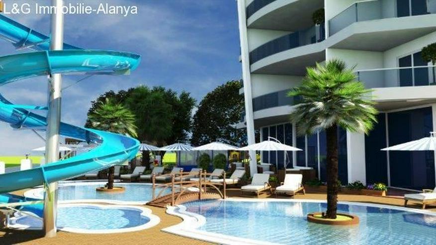 Bild 5: Schöne Ferienwohnungen in einer neuen Residence Anlage in Alanya - Mahmutlar.