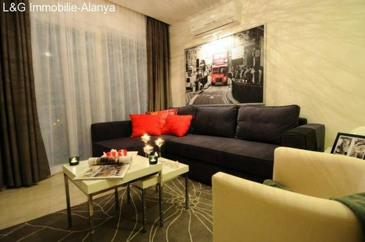 Bild 6: Schöne Ferienwohnungen in einer neuen Residence Anlage in Alanya - Mahmutlar.