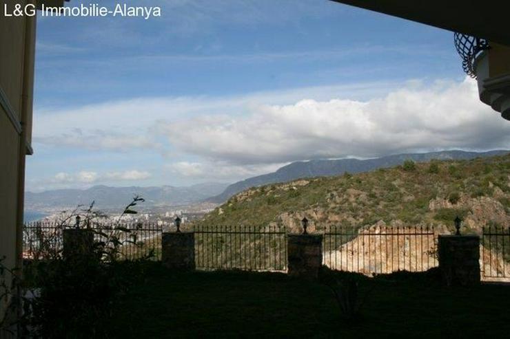 Bild 5: Villa in Traumhafter Lage mit Blick über Alanya zu verkaufen.