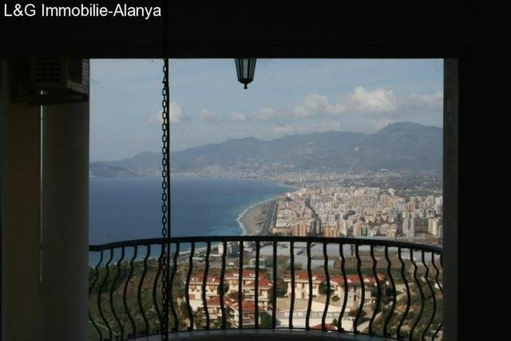 Bild 6: Villa in Traumhafter Lage mit Blick über Alanya zu verkaufen.