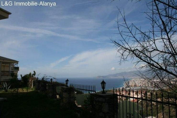 Bild 9: Villa in Traumhafter Lage mit Blick über Alanya zu verkaufen.