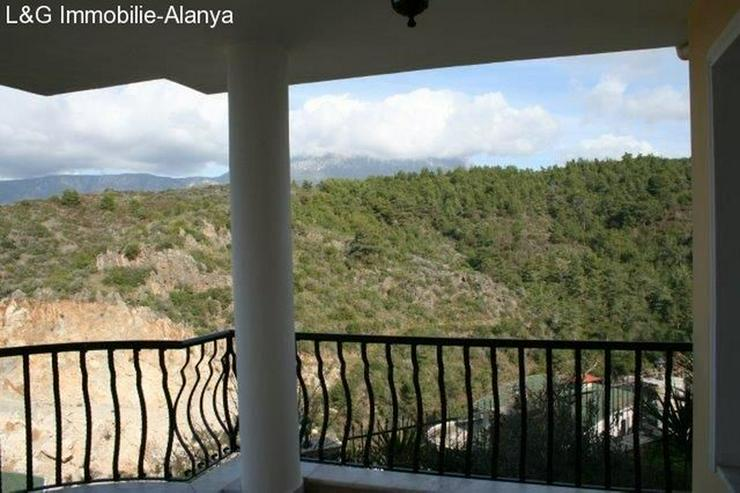 Bild 10: Villa in Traumhafter Lage mit Blick über Alanya zu verkaufen.