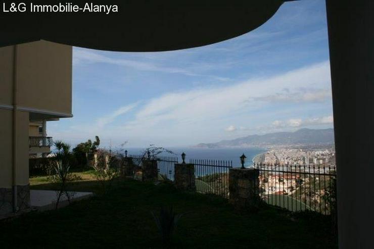Bild 4: Villa in Traumhafter Lage mit Blick über Alanya zu verkaufen.