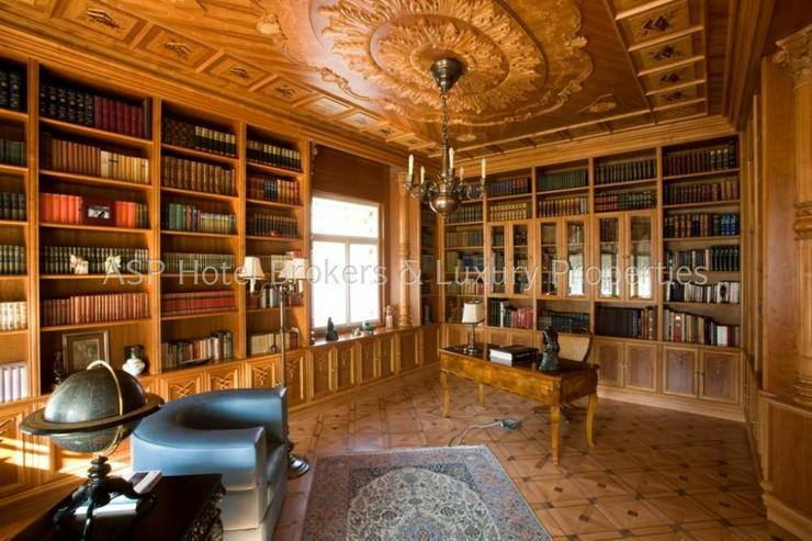 Bild 6: Präsidentenvilla - Erstbezug! Komplett sanierte Luxus NEO BAROCK VILLA in Bestlage Budape...