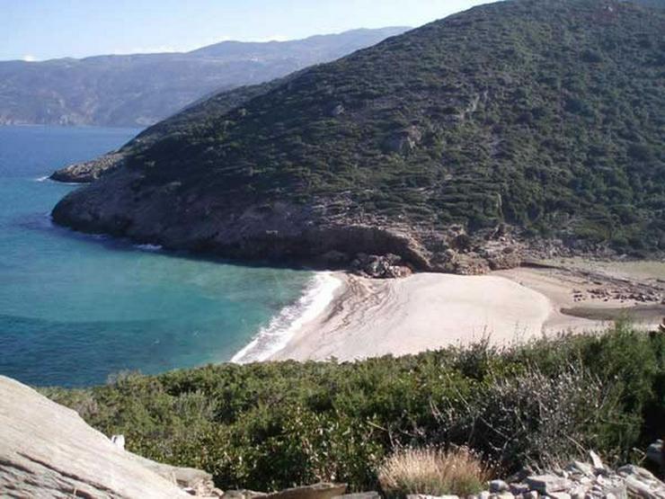 Traumgrundstück auf der Insel Evia - Grundstück kaufen - Bild 1