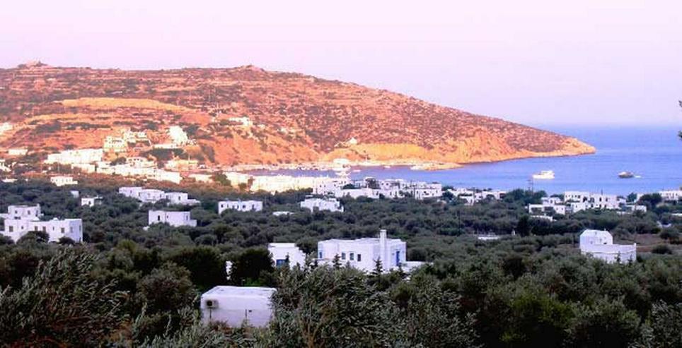Bild 3: Bebaubares Grundstück auf Sifnos