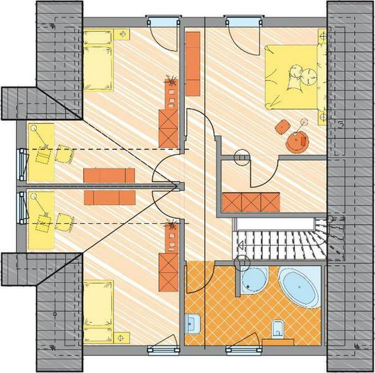 Bild 3: Viel Platz für die junge Familie