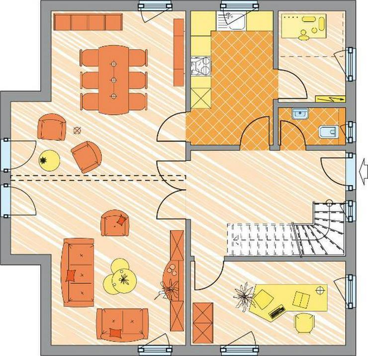 Bild 2: Viel Platz für die junge Familie