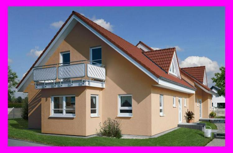Doppelhaus, oder allein stehend - Bild 1