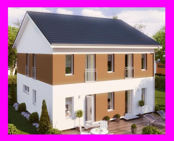 Traumhaus ohne Dachschräge - Haus kaufen - Bild 1