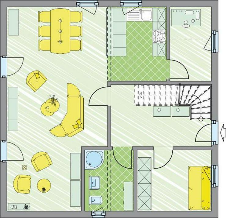 Bild 2: Traumhaus ohne Dachschräge