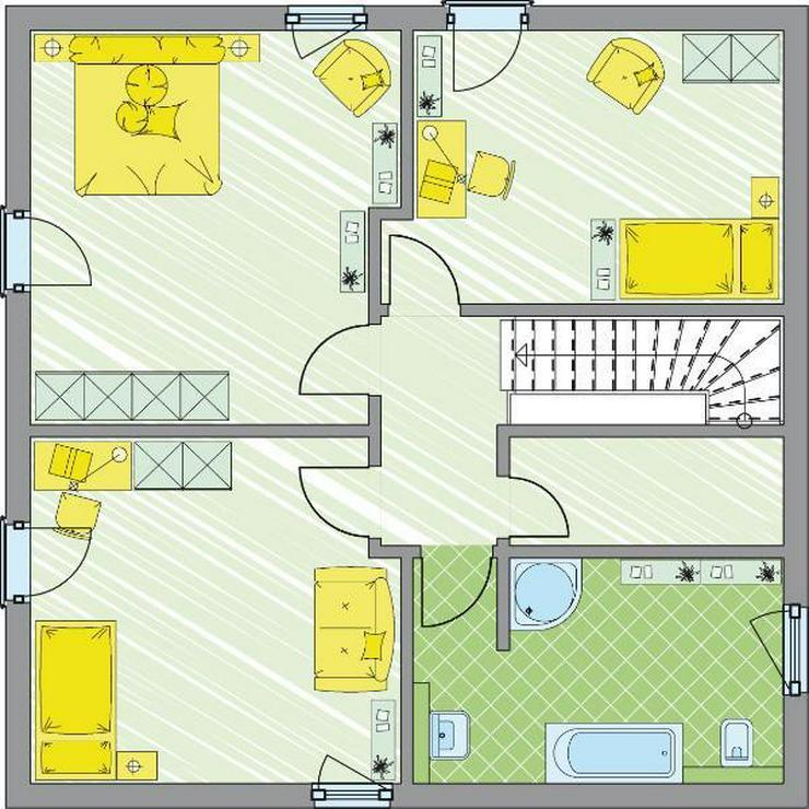 Bild 3: Traumhaus ohne Dachschräge