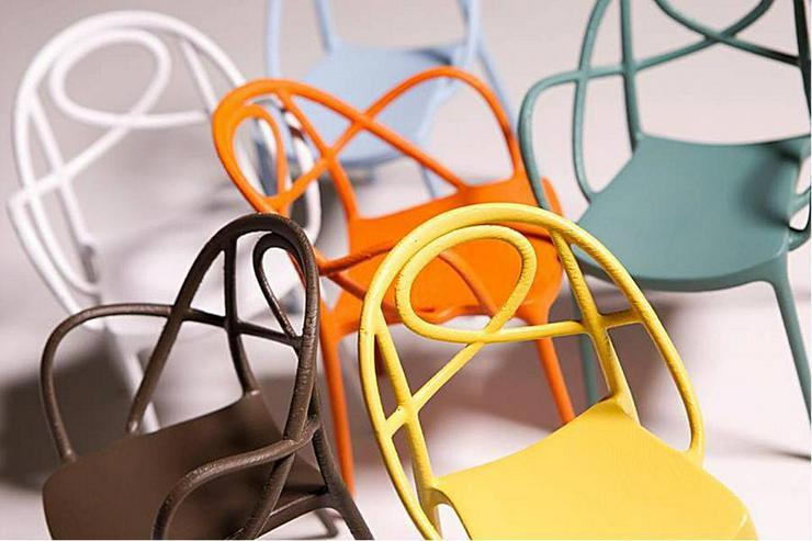 Bild 5: Kunststoff-Armlehnstuhl ETOILE-P