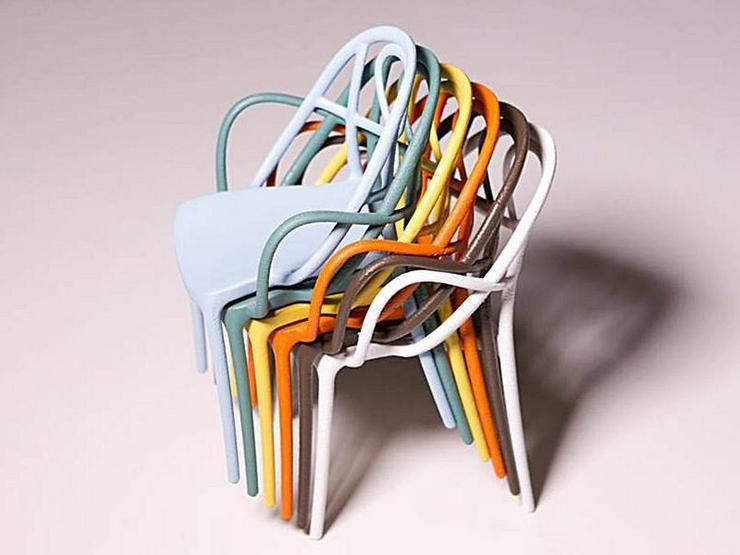 Bild 4: Kunststoff-Armlehnstuhl ETOILE-P