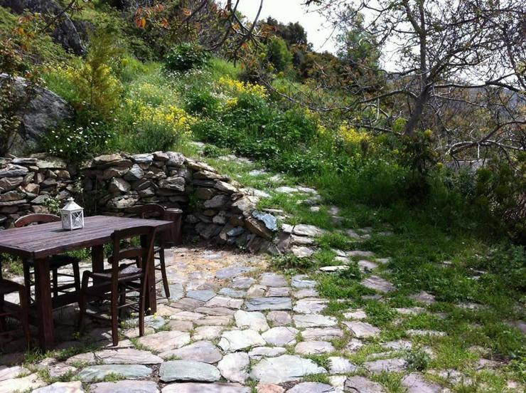 Bild 5: Trad. Natursteinhaus auf dem Pilion