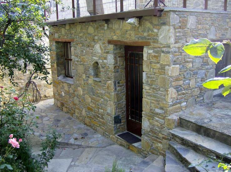 Bild 2: Wunderschönes Natursteinhaus auf dem Pilion