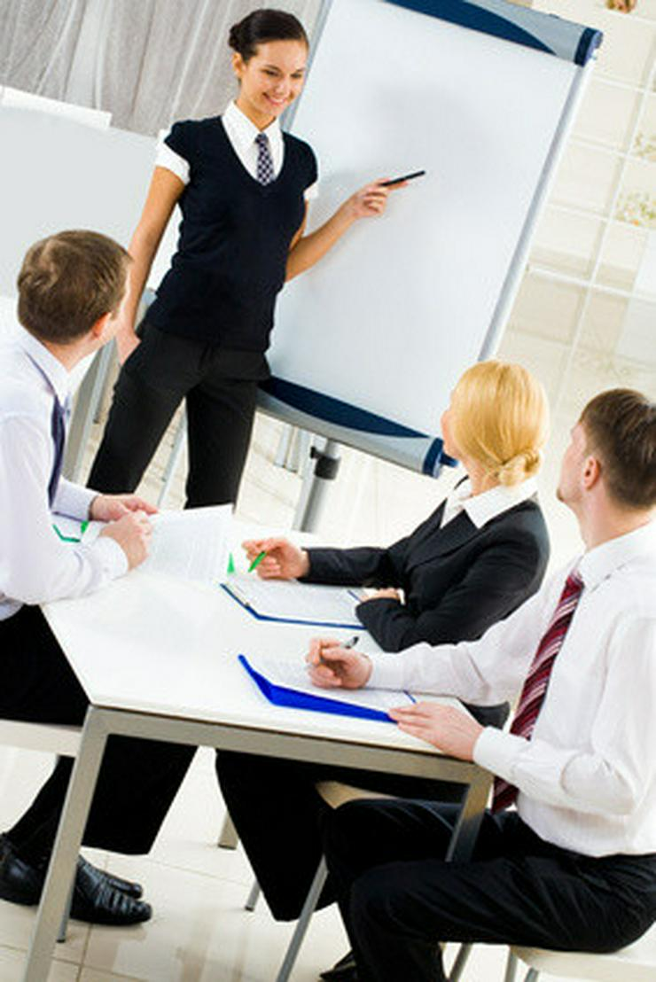 Bild 2: Nachhilfe Schulung Rechnungswesen u Allgemeine