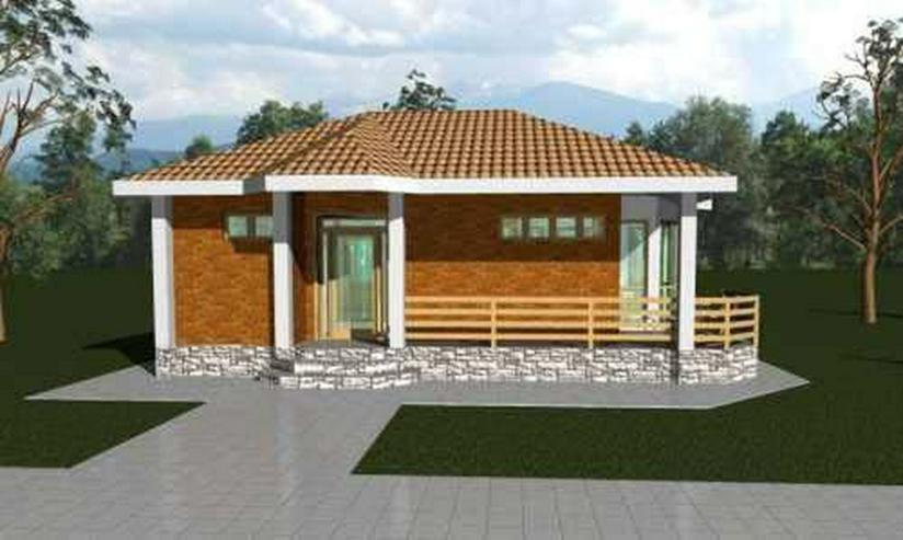 Bauen Sie mit uns Ihr Ferienhaus
