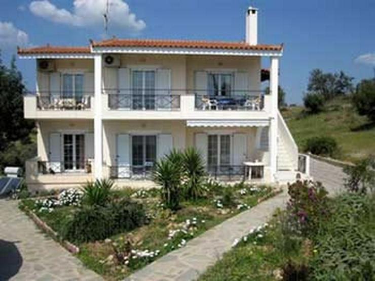 Einfamilienhaus plus Gästehaus nahe Porto Heli