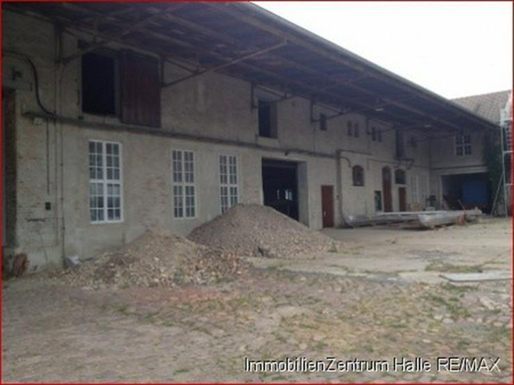 Lagerhalle an der A14, im Norden von Halle ! - Gewerbeimmobilie mieten - Bild 1