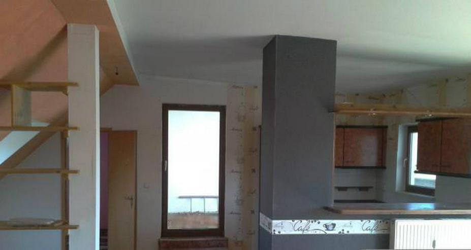 Bild 5: 2 - Raumwohnung mit Balkon im Dachgeschoss!